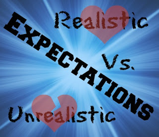 Expectations, Realistic Expectations, Unrealistic Expectations, Blended family, stepmom, step mothers