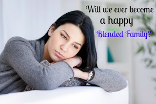 Will we ever become a happy blended family