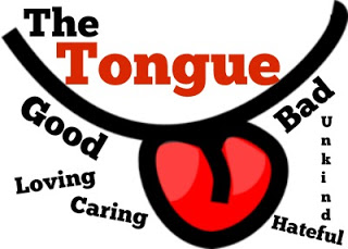 the tongue, blended family, step family, stepmom advice, step mom, step mothers