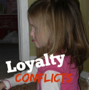 loyalty conflicts, step family, blended family, stepmom, step mothers
