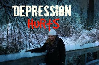 depression hurts, depression, stepmoms, stepmom advice, blended family, step family